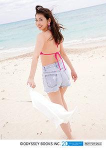 植村あかりサード写真集「AKARI Ⅲ」HMVBOOKS online特典生写真