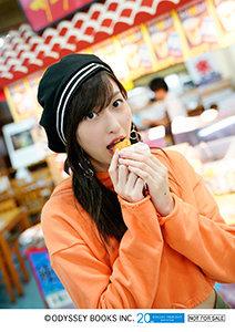 植村あかりサード写真集「AKARI Ⅲ」e-LineUP!Mall特典生写真04