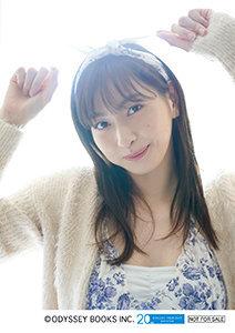 植村あかりサード写真集「AKARI Ⅲ」e-LineUP!Mall特典生写真02