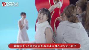 「PIZZA LA CMメイキング2018冬」特別動画02