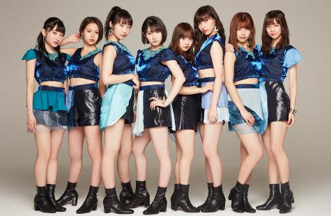 11th「微炭酸/ポツリと/Good bye Good luck!」集合全身
