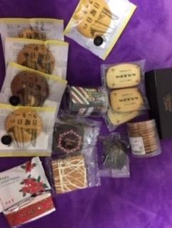 ショコラティエマサール、北海道銘菓、お菓子、日曜日のクッキー