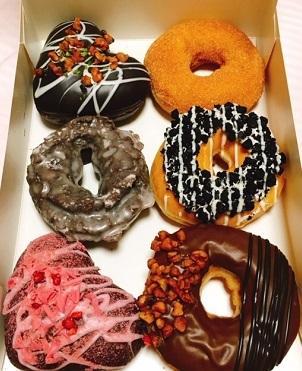 チョコ コレクション ボックスお好きな ドーナツ