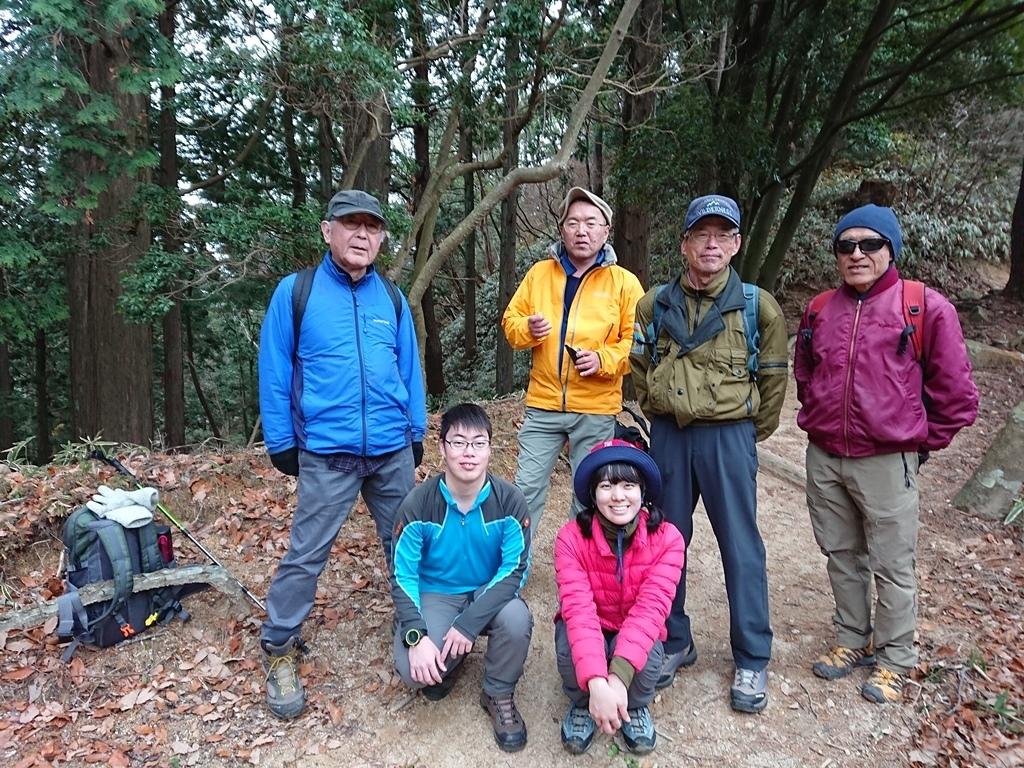 写真・六甲山にて