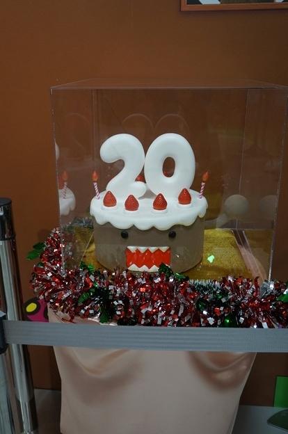 どーもくんデコレーションケーキ