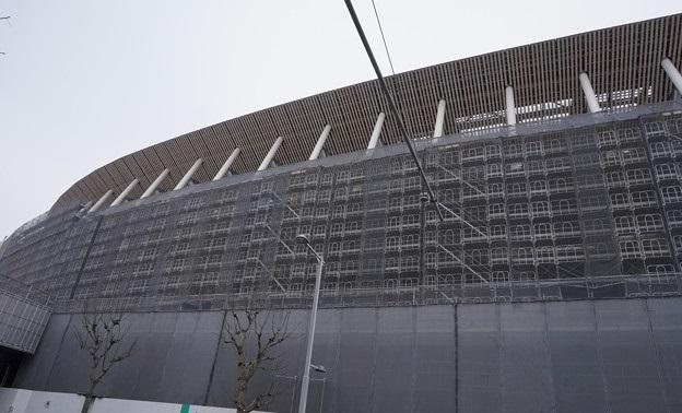 新国立競技場2019.1その1