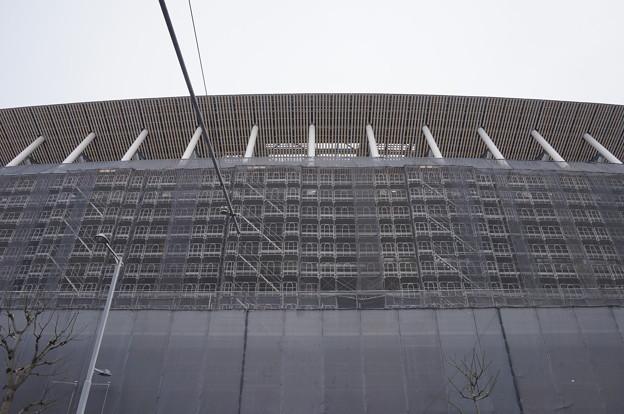 新国立競技場2019.1その2