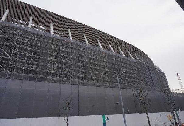 新国立競技場2019.1その3