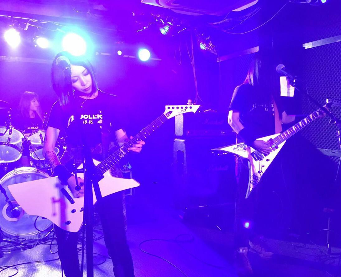 MAJOLLICA浪花最終ライブ2018年12月2日