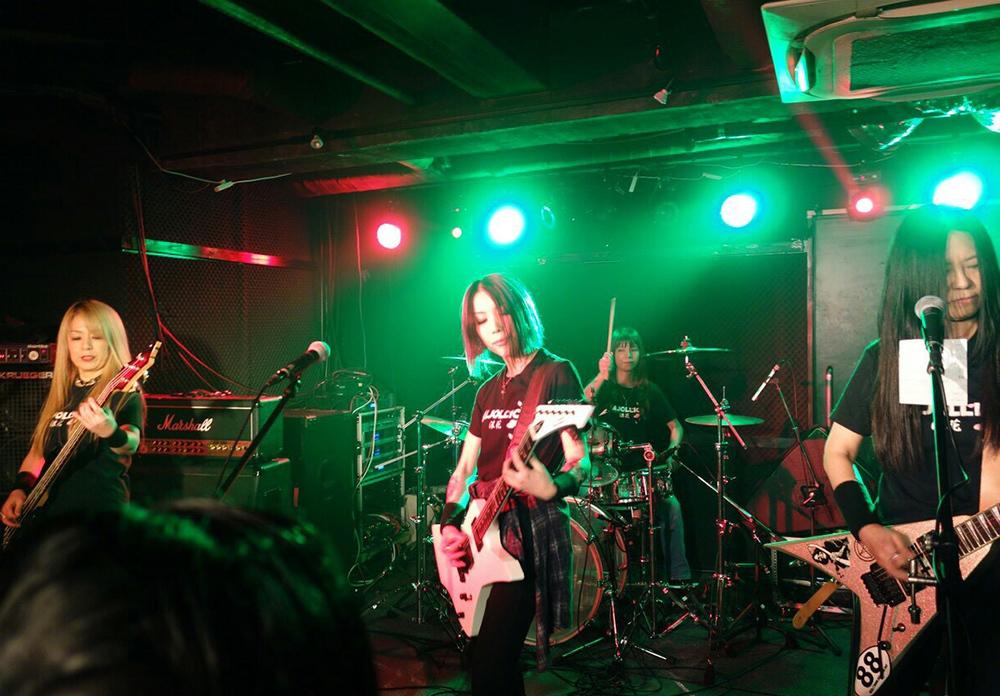 MAJOLLICA浪花最終ライブ2018年12月2日-その2
