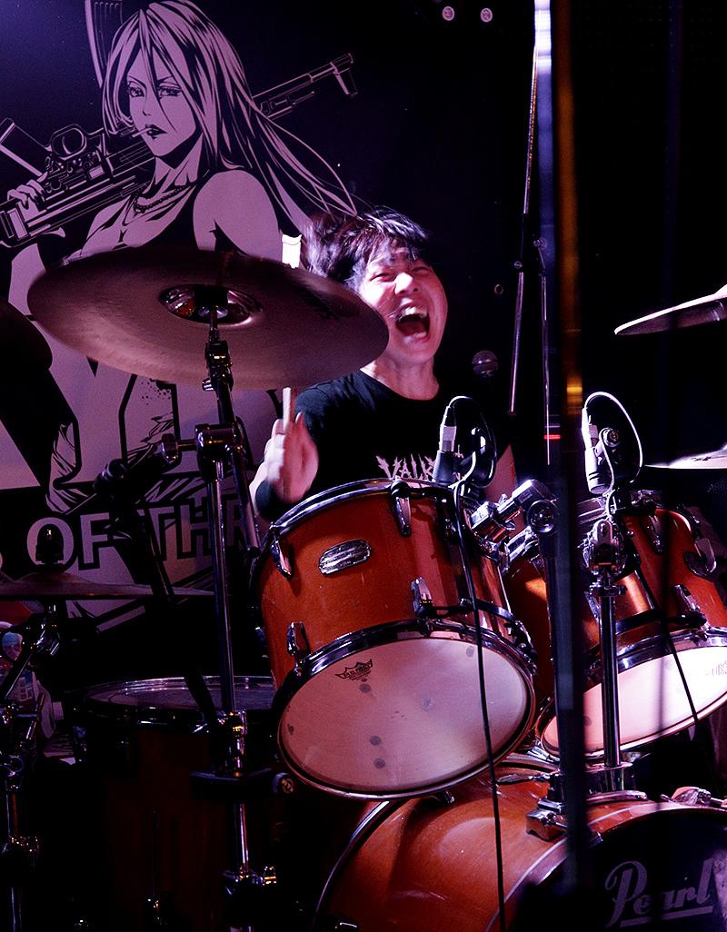 しゅうちゃん3(普通)VALKYRIE(ヴァルキューレ)ライブ2019@心斎橋JUZA