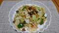 野菜ひき肉炒め 20181120