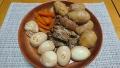 スペアリブの煮物 20190107
