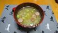 野菜スープ 20190117
