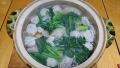 鶏団子鍋 20190122