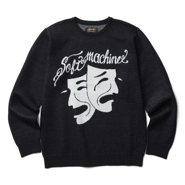 SOFTMACHINE TWO FACE SWEATER