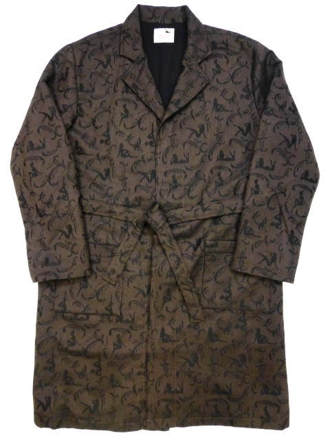 GANGSTERVILLE SPEAKEASY-COAT LONG