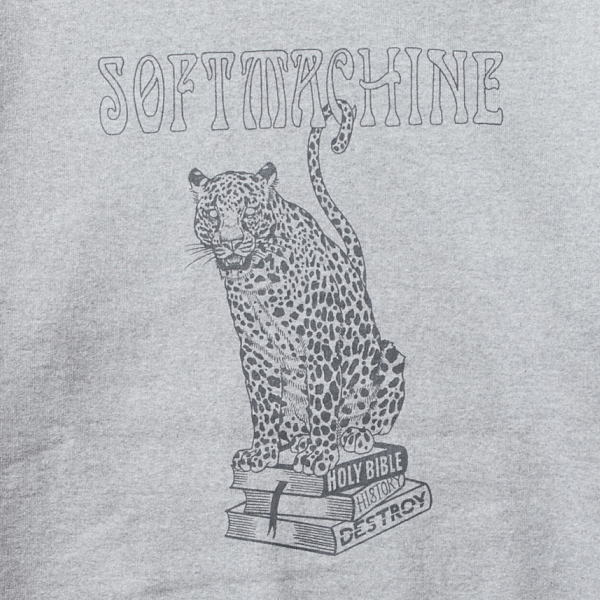 SOFTMACHINE KNOWLEDGE SWEAT