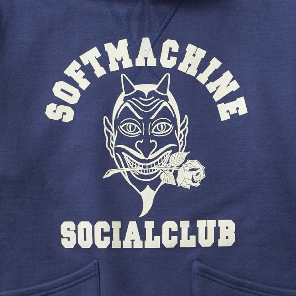 SOFTMACHINE SC HOODED