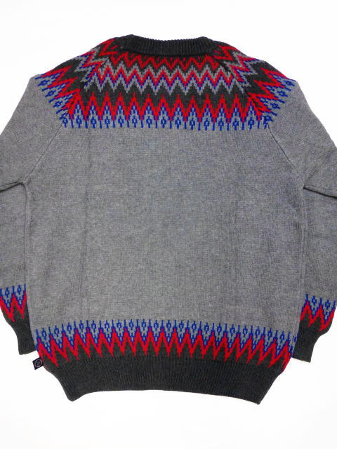INTERFACE SNOW PATTERN KNIT