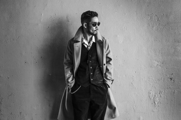 CLASSIC PARLOR-TRENCH COAT