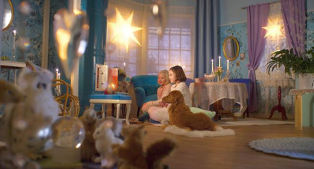 オンネリとアンネリと犬