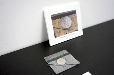 韓国にある1円玉マンホール−8