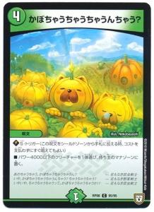 かぼちゃうちゃうちゃうんちゃう?