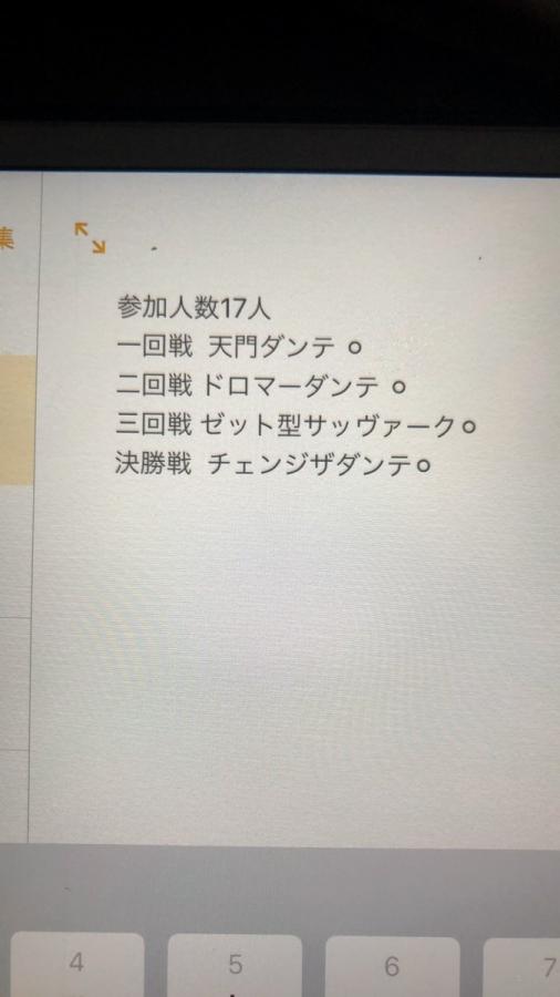 Ryota戦績