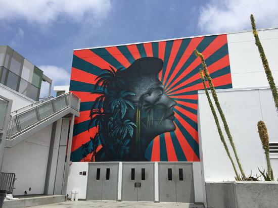 【旭日旗】米LAの公立学校に「旭日旗に似た壁画」韓国系団体が抗議活動の画像3-2
