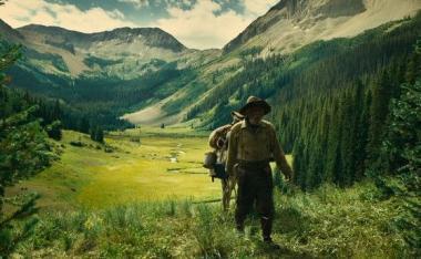 コーエン兄弟 『バスターのバラード』 「金の谷」の美しい風景。デジタルカメラでの撮影だったとのこと。