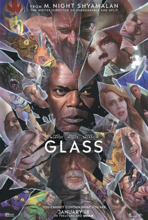 M・ナイト・シャマラン 『ミスター・ガラス』 『アンブレイカブル』『スプリット』に続く3部作の完結篇。