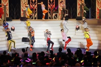 【芸能人サプライズ(その他)】DA PUMPがハロコンにサプライズ登場で大興奮!