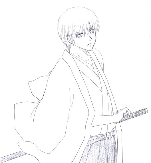 沖田総悟 銀魂
