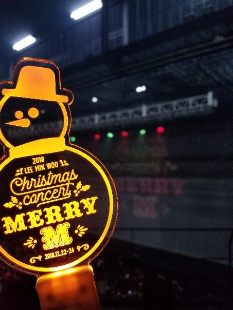 ミヌクリスマスコンサート