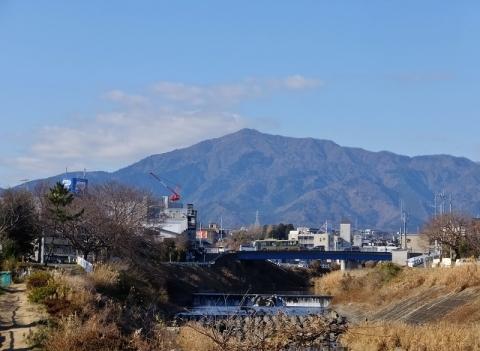 小鮎川・大山