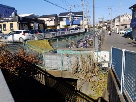 干無川・R412清水橋付近
