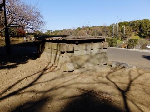 東京都指定旧跡 江戸の名水「桜の井」