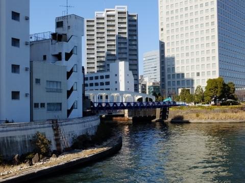 日本橋川河口