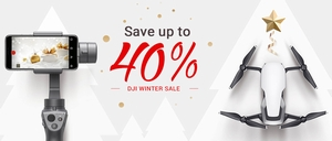 DJI Winter SALE Geekbuying