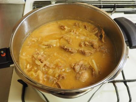 牛すじ味噌煮込み、土手焼き033