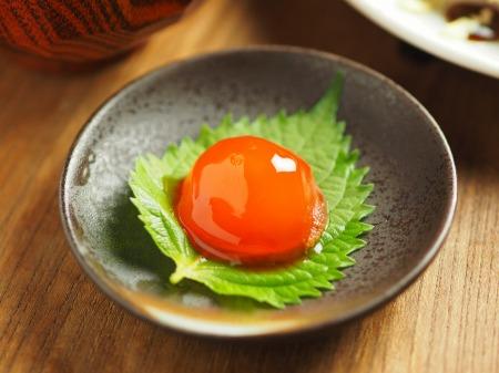 卵黄味噌漬け122