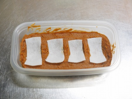 卵黄味噌漬け013