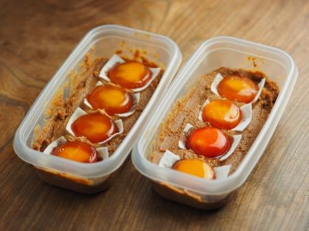卵黄味噌漬け042