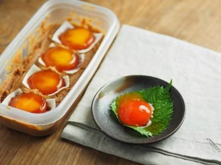 卵黄味噌漬け053