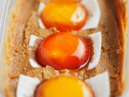 卵黄味噌漬け040