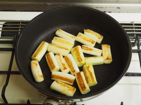 つぶ貝缶詰と長ねぎのうま煮005