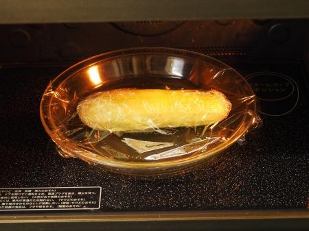 鶏むね肉水晶のアンチョビ添え003