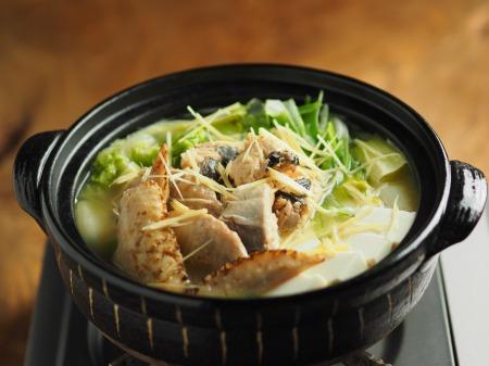 鮭缶水炊き、チキンラーメン001