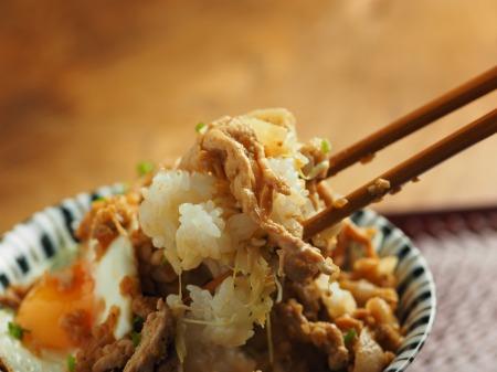 メシ通玉ねぎソース豚丼036